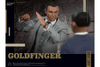 The James Bond Sean Connery Goldfinger Figure - Collectology