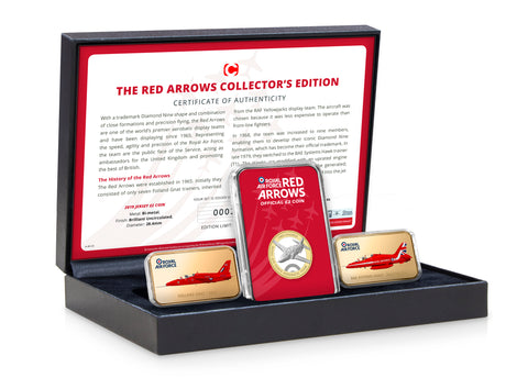 The Red Arrows Collector's Edition - Collectology