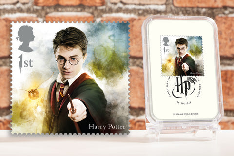 The First Day of Issue Capsule Edition – Harry Potter - Collectology