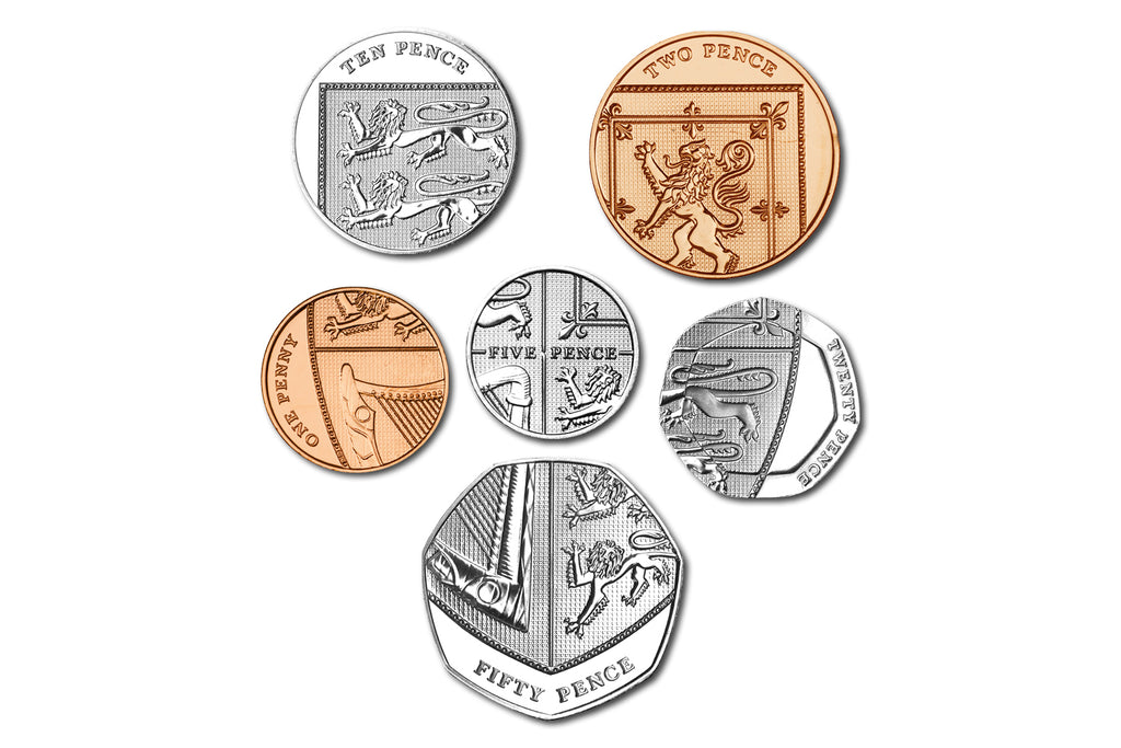 The 2019 UK Annual Coin Set