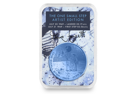 The One Small Step Artist Edition - Collectology
