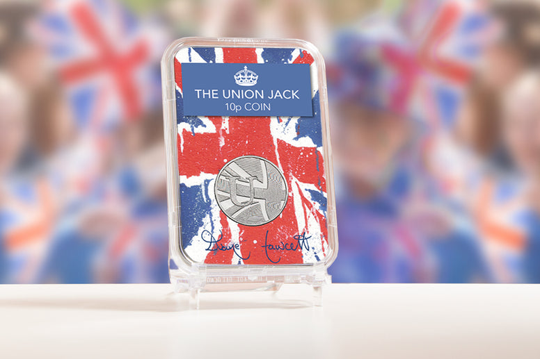 The Union Jack 10p Capsule Edition - Collectology