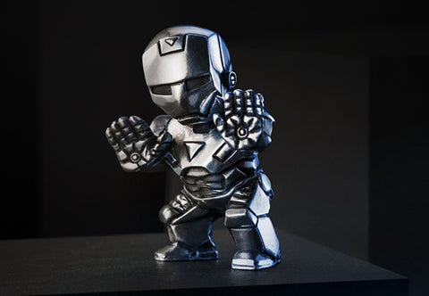 Royal Selangor Iron Man Miniature Figurine - Collectology