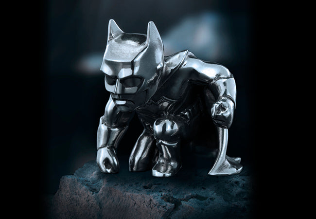 Royal Selangor Batman Rebirth Miniature Figurine - Collectology