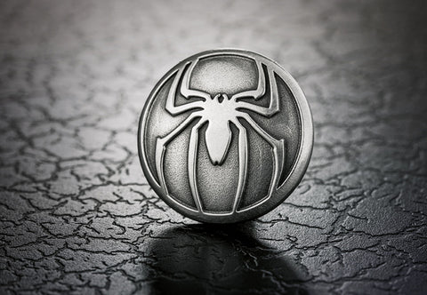 Royal Selangor Spider-Man Lapel Pin - Collectology