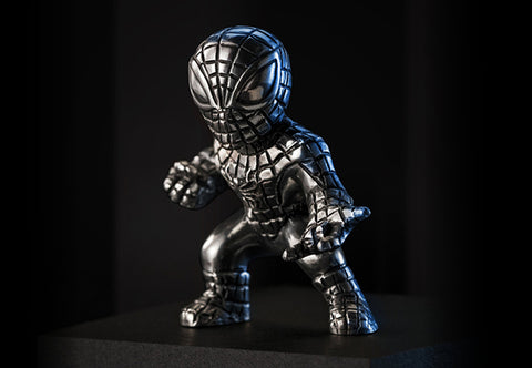 Royal Selangor Spider-Man Miniature Figurine - Collectology