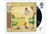 The Goodbye Yellow Brick Road Stamp and Vinyl Frame - Collectology