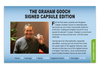 The Graham Gooch Signed Capsule Edition - Collectology