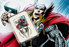 The Complete First Day of Issue Collector's Edition featuring the Marvel Stamps and Thor Postmark - Collectology