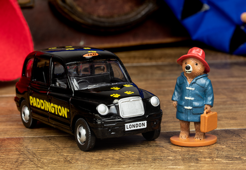 The Corgi Paddington Taxi and Figure - Collectology