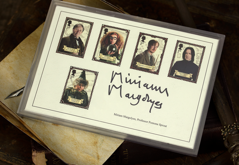 The Miriam Margolyes Signed Capsule Edition - Collectology