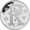 The UK 2018 'R' Silver Proof 10p - Collectology