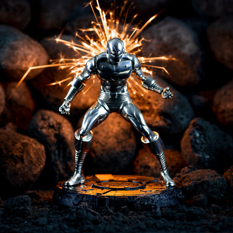 Royal Selangor Iron Man Invincible Figurine - Collectology