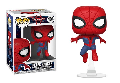 Animated Spider-Man Pop! Vinyl Figure - Collectology