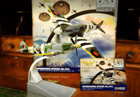 The Supermarine Spitfire XIV Model - Collectology