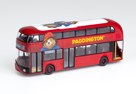 The Corgi Paddington Routemaster Bus - Collectology