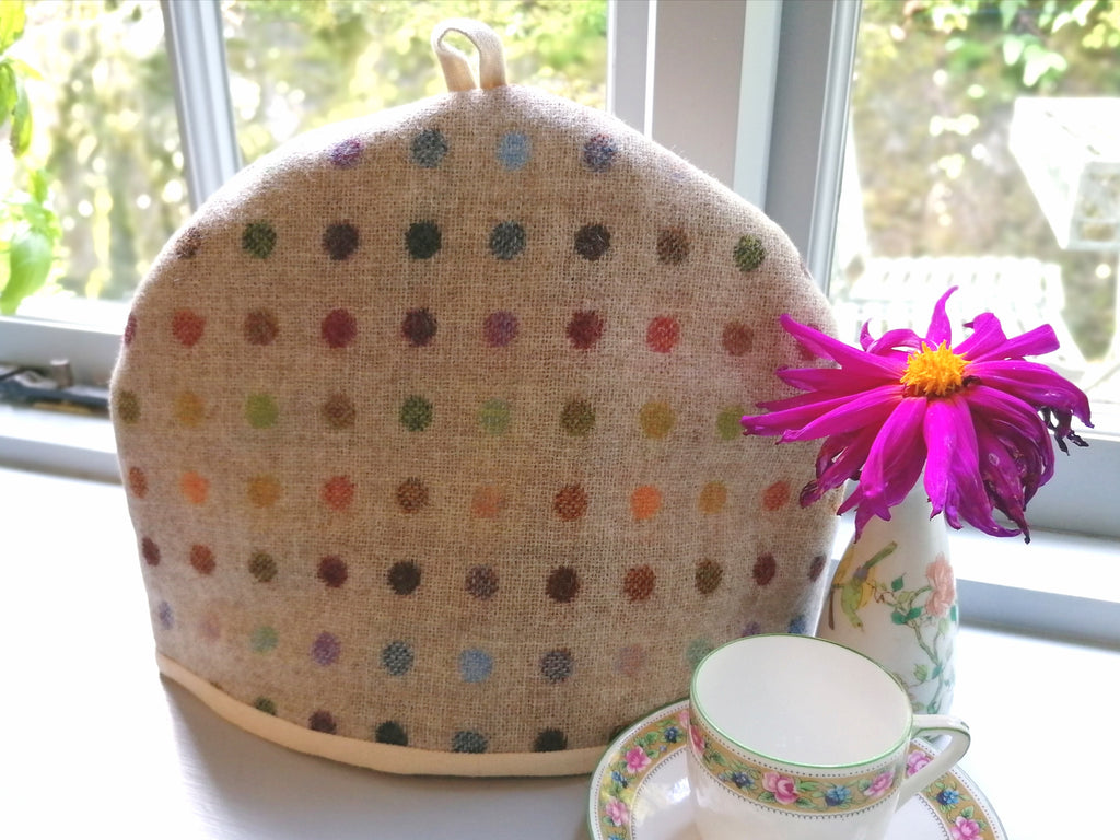Tweed Tea Cosy