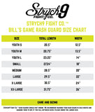 Bill's Game • Rash Guard