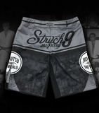 JIU JITSU AGAINST THE WORLD • Nogi Shorts - Strych9