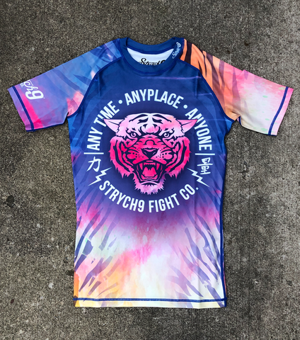 ANY TIME • Rash Guard