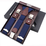 3 Clup Suspenders Casual