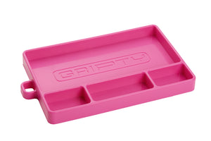Gripty Tray | Medium | Turbo Pink