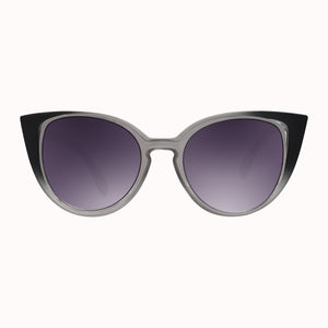 Black RIma shade sun glasses