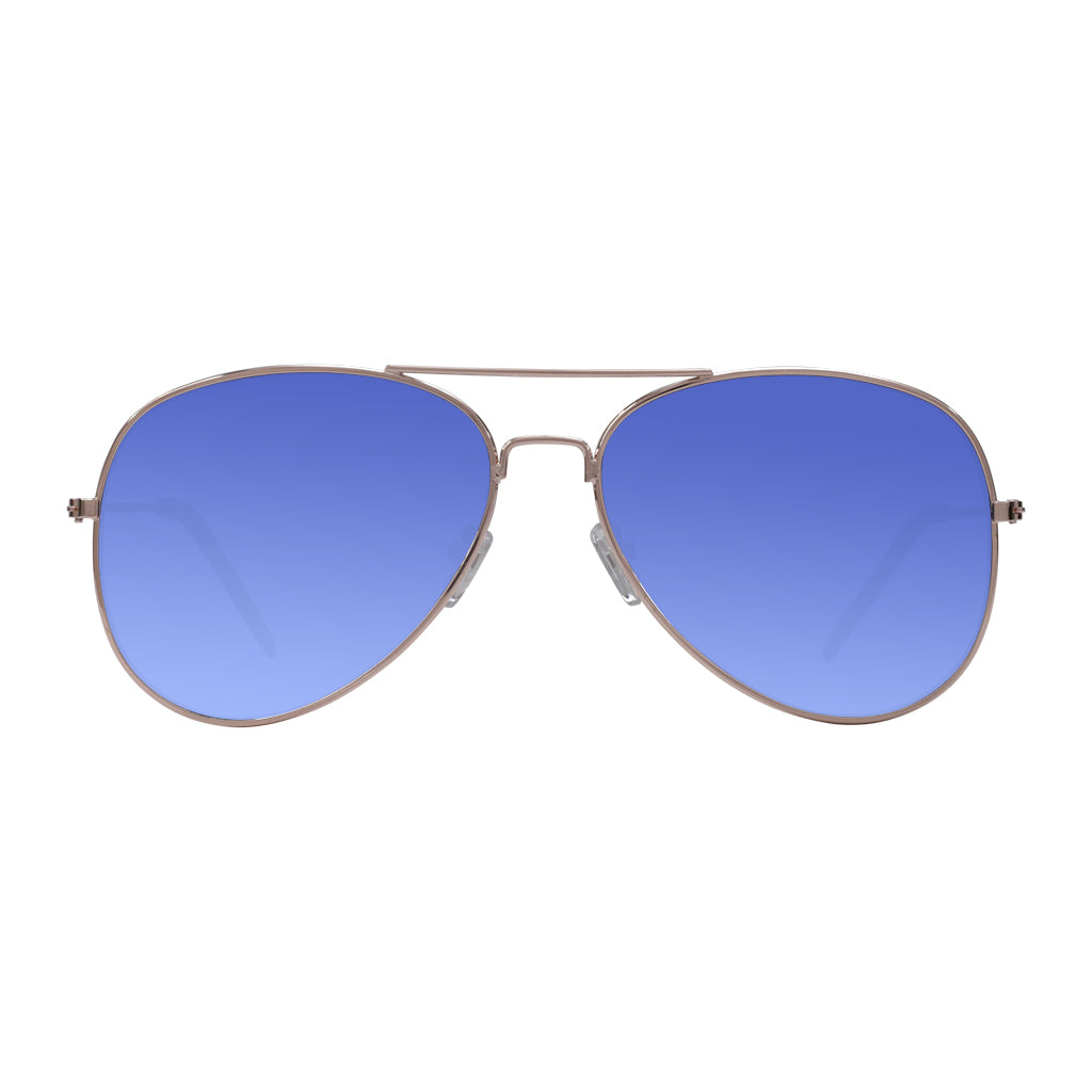 Blue lens Oak sunglasses