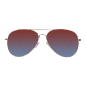 Cherry Red Aguya Sunglasses