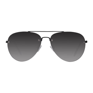Robin Ruth Black Asher Sunglasses