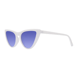White montauk sunglasses