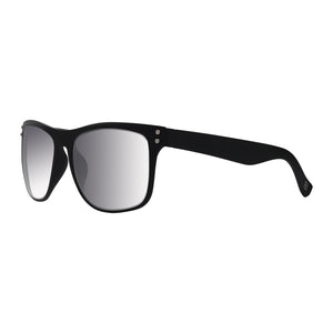 Robin Ruth Silver Duval sunglasses in profile