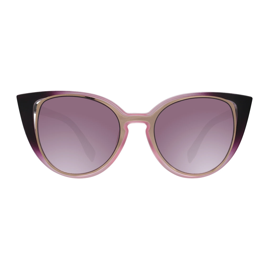 Rima pink cat eye sunglasses