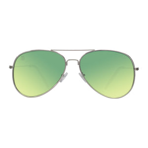 Aguya Green Sunglasses