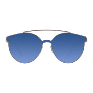Blue TUlsa sun glasses