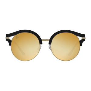 Trendy gold Trenda sunglasses