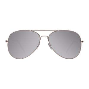 Silver lens Oak sunglasses