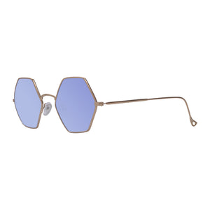 Blue Lens Wood stock shades