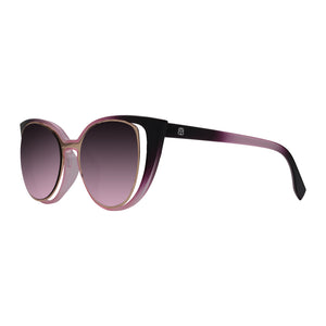 Rima pink cat eye shades