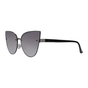 Robin RUth SIlver Ange Sunglasses Side Profile