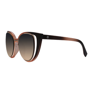 Orange Rima shade spectacles