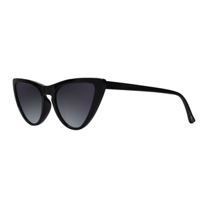 Montauk black sun glasses