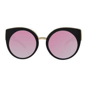 Robin ruth catty sunglasses with pink lenses