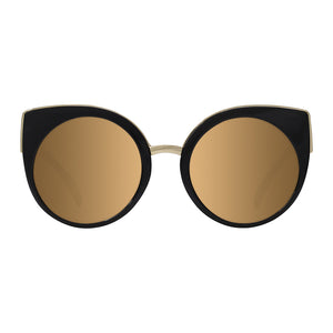 Robin Ruth Catty brown sunglasses