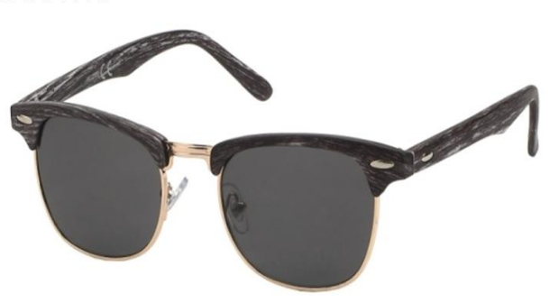 Green lens Tacoma sunglasses