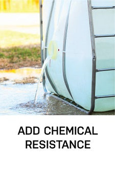 add chemical resistance epoxy resin paint