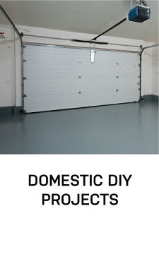 domestic diy projects garage floor paint 2 pack epoxy