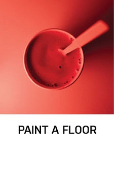 paint a floor concrete floor epoxy resin paints