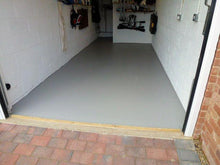 Reprotec Easiflor on Garage Floor