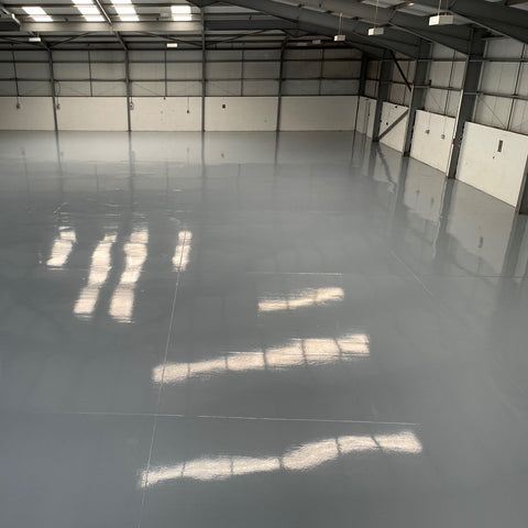 Tufflor Warehouse | 2 Pack Epoxy Resin Solvent Free Floor Paint